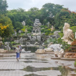 Сад, где можно посмотреть на камни