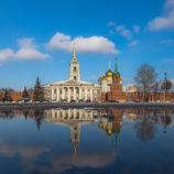 И снова Тульский кремль