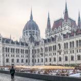 Рождественский уикенд в Будапеште