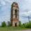 Заброшенная колокольня в Тросном