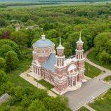 Баженовская архитектура, готическая водонапорка и руины усадьбы в Баловнево