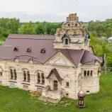 Удивительный храм в Березовке