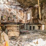 Заброшенный сахарный завод в Рамони