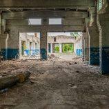 Случайно попал на заброшенный завод в Трубетчино