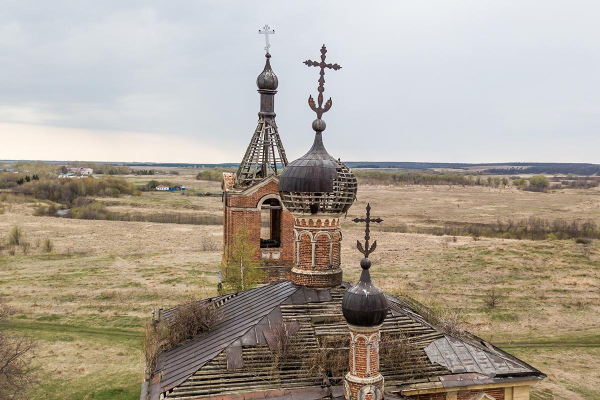 Недосягаемый храм в Бураково